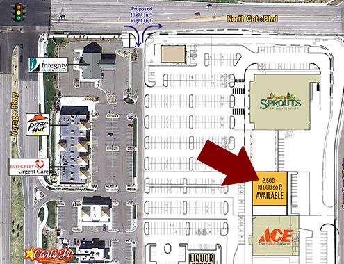 North Gate Plaza Shopping Center